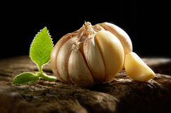 Free Garlic Royalty Free Stock Photo - 21990675