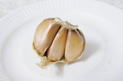 garlic Foto de Stock