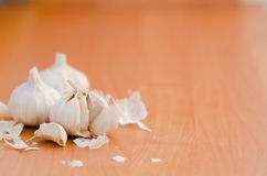 garlic Imagens de Stock