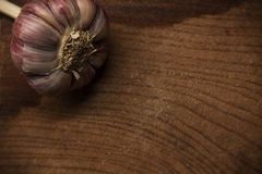 garlic Foto de Stock Royalty Free