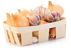 Free Garlic And Onion Stock Image - 16784431