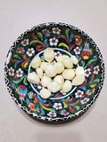 garlic in a bowl Stock Images