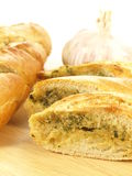Garlic bread Royalty Free Stock Photo