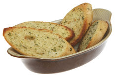 Garlic Bread Stock Images