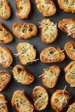 Garlic Bread Closeup Royalty Free Stock Images