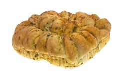 Garlic Bread Split Loaf Royalty Free Stock Images