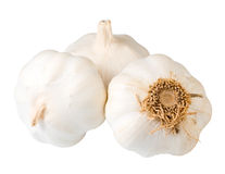 Garlic bulb Stock Photos