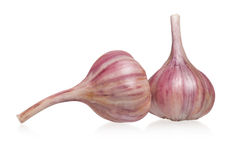 Garlic bulbs Royalty Free Stock Image