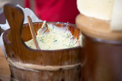 Garlic butter Stock Images