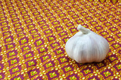 Garlic and chili Royalty Free Stock Images