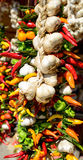 Garlic and chilli Royalty Free Stock Image