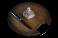 Garlic Clove Royalty Free Stock Photos
