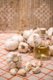 Garlic clove Stock Images