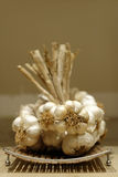 Garlic' cloves Royalty Free Stock Image
