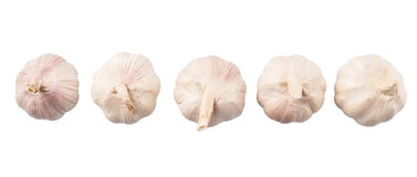 Garlic Cloves IV Royalty Free Stock Images