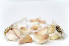 Garlic cloves Royalty Free Stock Photography