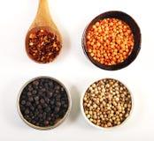Garlic crusher Stock Photo