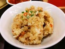 Garlic Fried Rice Stock Photos