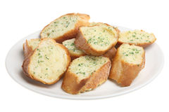 Garlic & Herb Bread Royalty Free Stock Image