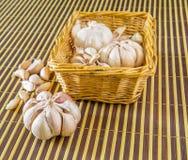 Garlic III Stock Photo