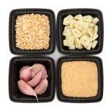 Garlic Ingredients Royalty Free Stock Image
