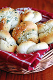 Garlic Knots Stock Images
