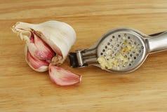 Garlic press Stock Photos