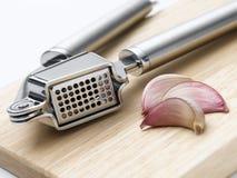 Garlic Press Stock Images