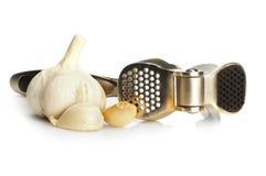 Garlic press Royalty Free Stock Photography