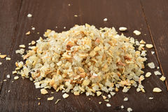 Garlic salt Stock Images