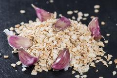 Garlic Spice Stock Images