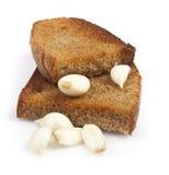 Garlic toast Stock Photos