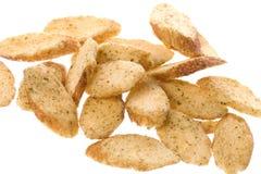 Garlic toasts Stock Photo