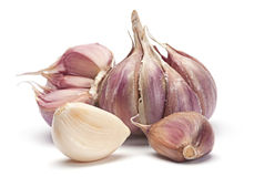 Garlic vegetable Royalty Free Stock Photo