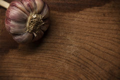 Garlic 2 Royalty Free Stock Photo