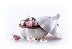 Garlick Immagini Stock