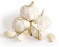 Garlics Royalty Free Stock Images