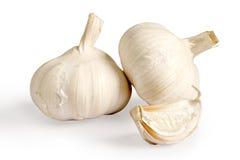 Garlics Stock Photos