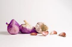 Garlics Royalty Free Stock Photo