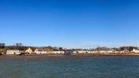 Garlieston Waterfront Royalty Free Stock Images