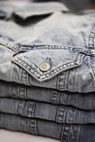 Garments pile Royalty Free Stock Photo