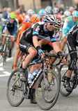 Garmin Cervelo cyclist Thomas Peterson Stock Photos