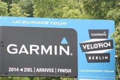Garmin Velothon Berlin 2014 Royalty-vrije Stock Afbeelding