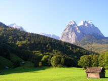 Garmisch Partenkirchen Stock Photography