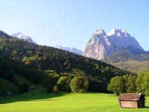 Garmisch Partenkirchen Fotografia de Stock