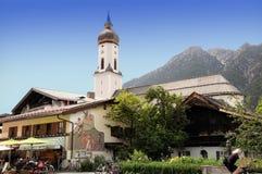 Garmisch partenkirchen Imagem de Stock