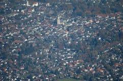 Garmisch partenkirchen Fotografia Stock Libera da Diritti