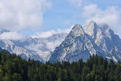 Garmisch partenkirchen Photographie stock