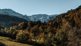 Garmisch partenkirchen Fotografie Stock