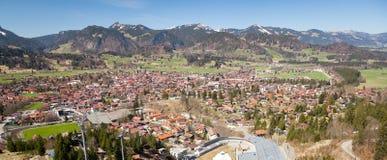 Garmisch Partenkirchen Alps Royalty Free Stock Photography
